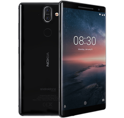 Nokia 8 Sirocco Upgrade