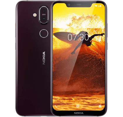 Nokia 8.1 Iron Steel Deals