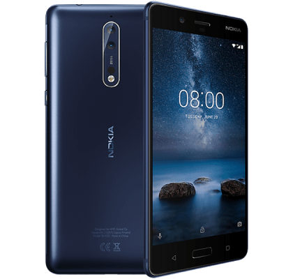 Nokia 8 Upgrade