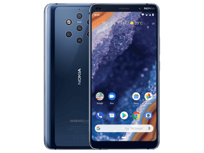 Nokia 9 Pure View contracts