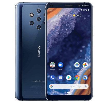 Nokia 9 PureView Guaranteed Cashback