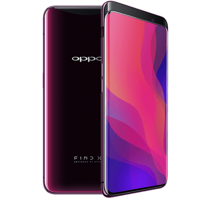 OPPO Find X Red Vodafone Unltd Allowances for £20 (24m)