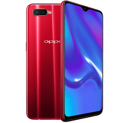 OPPO RX17 Neo Red Vodafone Unltd Allowances for £20 (24m)
