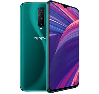 OPPO RX17 Pro Green Vodafone Unltd Allowances for £20 (24m)