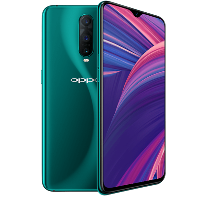 OPPO RX17 Pro Green Vodafone Unltd Allowances for £24 (24m)
