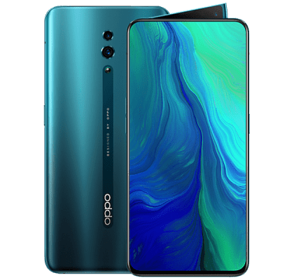 OPPO Reno Green EE Unltd Allowances for £29 (24m)