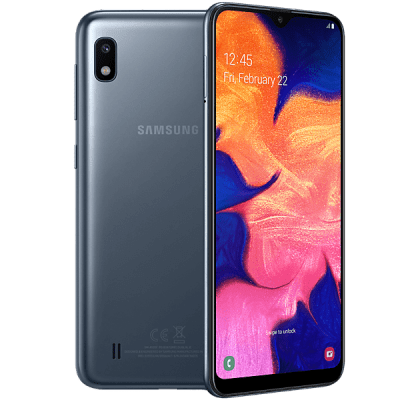 Samsung Galaxy A10 O2 Unltd Allowances for £0 (0m)