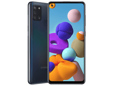 Samsung Galaxy A21s contracts