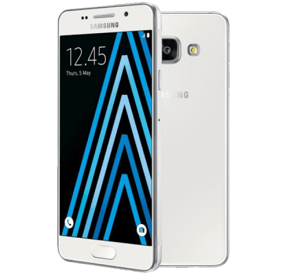 Samsung Galaxy A3 2016 White Headphone and Speakers