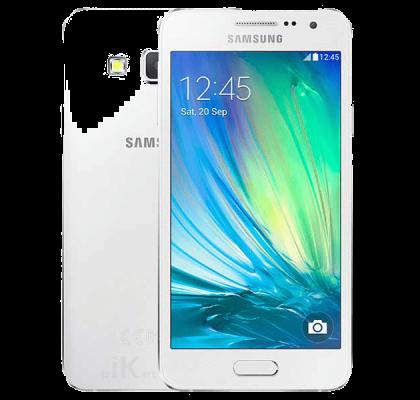 Samsung Galaxy A3 White EE 4G PAYG