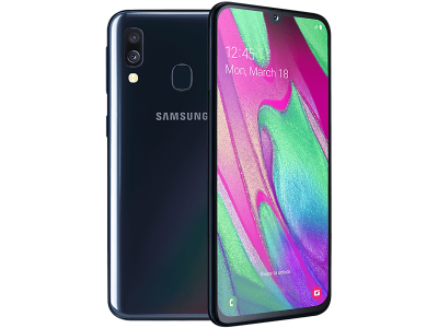 Samsung Galaxy A40 contracts