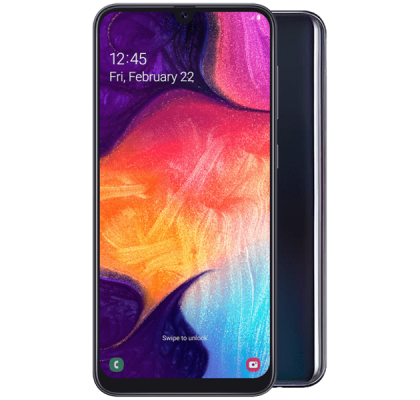 Samsung Galaxy A50 EE Unltd Allowances for £43 (24m)