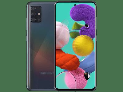 Samsung Galaxy A51 upgrade
