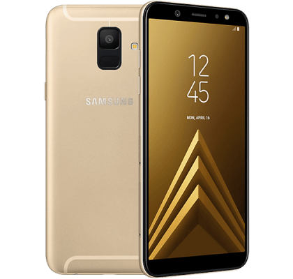 Samsung Galaxy A6 Gold Cashback by Redemption