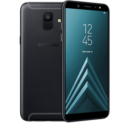 Samsung Galaxy A6 O2 Mobile Contract
