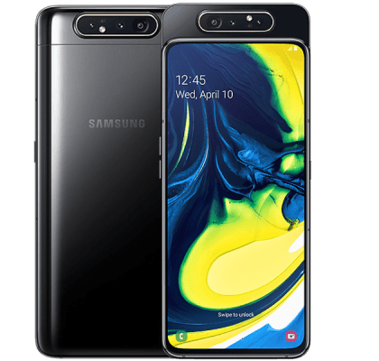 Samsung Galaxy A80 EE Unltd Allowances for £31 (24m)