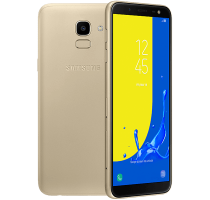 Samsung Galaxy J6 Gold EE Unltd Allowances for £89 (24m)