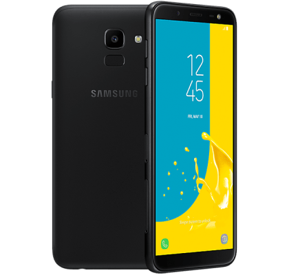Samsung Galaxy J6 O2 Mobile Contract