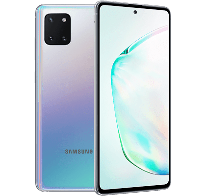 Samsung Galaxy Note 10 Lite Aura Glow Deals