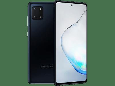 Samsung Galaxy Note 10 Lite upgrade