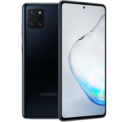 Samsung Galaxy Note 10 Lite O2 Unltd Allowances for £36 (24m)