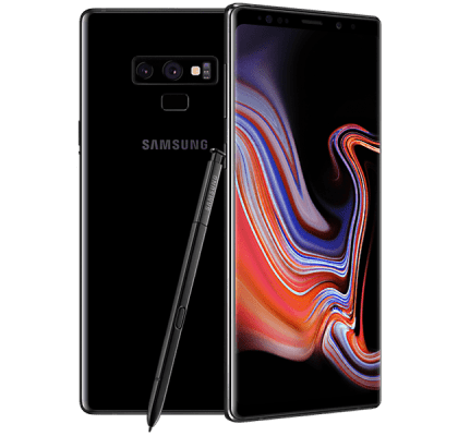 Samsung Galaxy Note 9 512GB 18 months contract