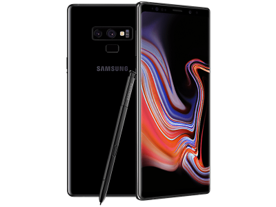 Samsung Galaxy Note 9 contracts