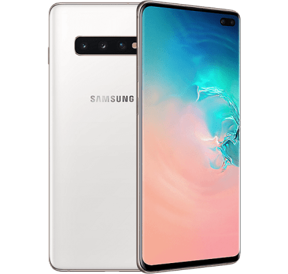 Samsung Galaxy S10 Plus 512GB White 24 months upgrade