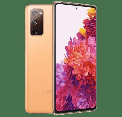 Samsung Galaxy S20FE 128GB Orange Cashback by Redemption