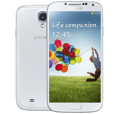 Samsung Galaxy S4 White 18 months contract