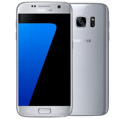 Samsung Galaxy S7 Silver O2 Mobile Contract