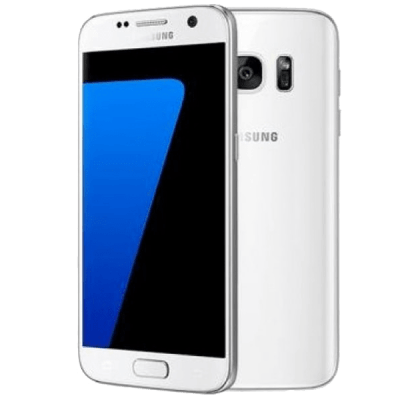 Samsung Galaxy S7 White O2 Mobile Contract