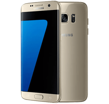 Samsung Galaxy S7 edge Gold Headphone and Speakers