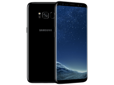 Galaxy S8+ contracts