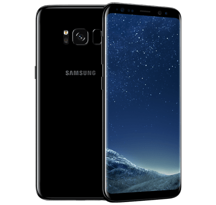 Samsung Galaxy S8 O2 Unltd Allowances for £0 (0m)