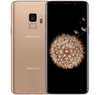Samsung Galaxy S9 Gold EE Unltd Allowances for £36 (24m)