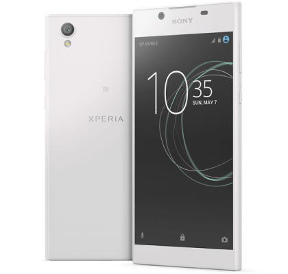 Sony Xperia L1 White Beauty and Hair