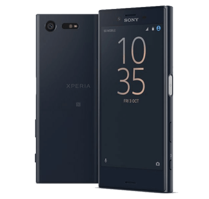 Sony Xperia X Compact O2 Mobile Contract