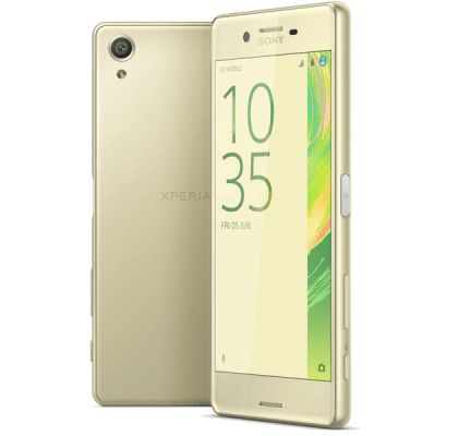 Sony Xperia X Gold 24 months contract