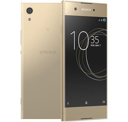 Sony Xperia XA1 Gold Giff Gaff Contract