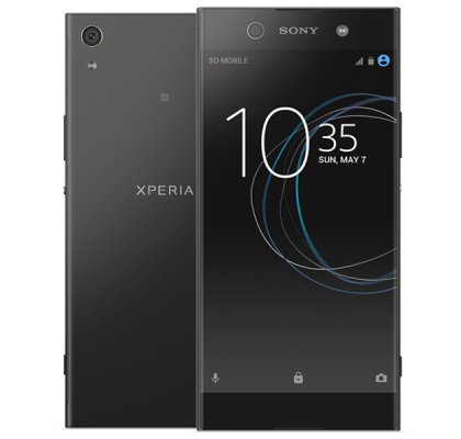 Sony Xperia XA1 Ultra Wearable Teachnology