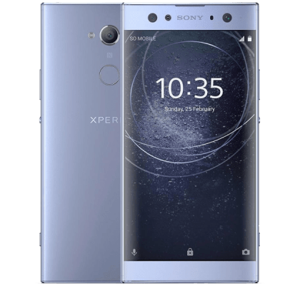 Sony Xperia XA2 Ultra EE Unltd Allowances for £48 (24m)