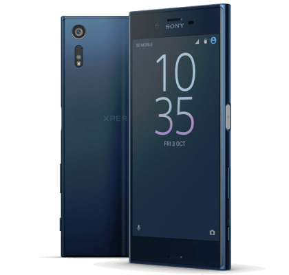 Sony Xperia XZ Blue Three Unltd mins & text with 30GB data for £42 (24m)