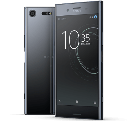 Sony Xperia XZ Premium Amazon Echo Dot