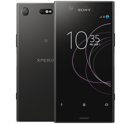 Sony Xperia XZ1 Compact iD Mobile Contract