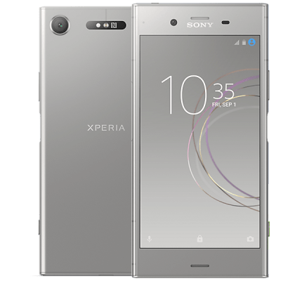 Sony Xperia XZ1 Silver EE 4G Contract