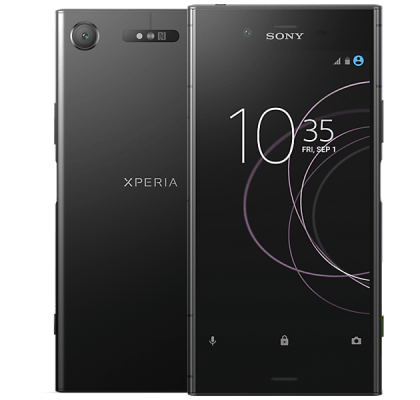 Sony Xperia XZ1 Headphone and Speakers