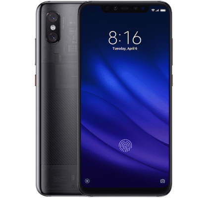 Xiaomi Mi 8 Pro Vodafone Unltd Allowances for £38 (24m)