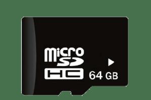 64GB MicroSD Card
