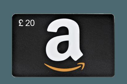 Amazon £20 Vouchers